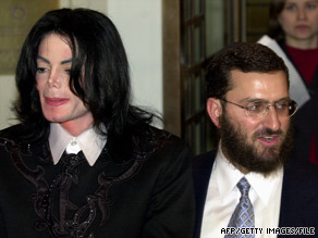 "Rabbi Shmuley Boteach worked with Michael Jackson on the ""Heal the Kids"" charitable initiative."