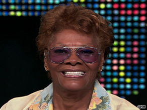 Dionne Warwick said Michael Jackson brought a new insight to things people should be paying attention to.