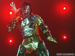 Michael Jackson recorded at least 100 unreleased songs.