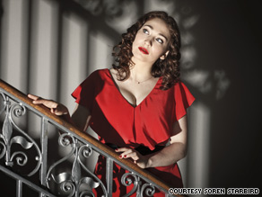 Singer-songwriter Regina Spektor has just released her third album.