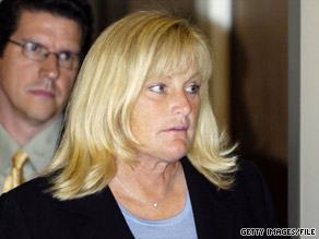 Debbie Rowe is the biological mother of Paris (left) and Prince Michael Jackson.