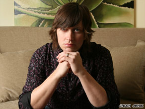 Old 97's frontman Rhett Miller says that his solo albums keep him from going nuts.