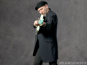 """Richard Thompson says the focus of his career is his live work. Top 40 hits are """"kind of meaningless,"""" he said."""