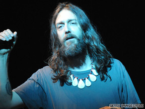 Chris Robinson and girlfriend Allison Bridges will be having a child in early 2010.