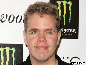 Perez Hilton's passion for music has led to his organizing a 20-city music tour.