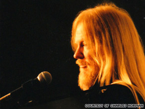 Larry Norman sang about drugs, politics, racism, sex and Jesus -- sometimes in the same song.