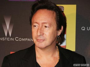 Julian Lennon showed his father a drawing he had done of Lucy Vodden. The rest is music history...