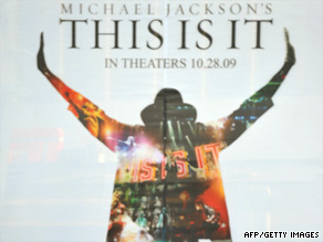 "Interest has been running high in ""This Is It"" -- the song, the two-disc album and the movie."