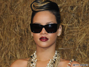 Rihanna apparently revealed the release date for her new album over Twitter.