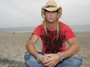 """Bret Michaels' VH1 reality show """"Rock of Love"""" is back for its third season."""