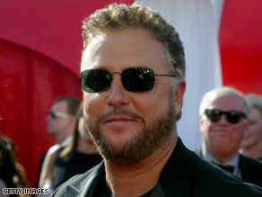 Petersen's Gil Grissom is being replaced by a new CSI played by Laurence Fishburne.