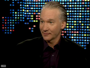 """Comedian Bill Maher says of President Obama: """"Considering the alternative, he's doing fantastic."""""""