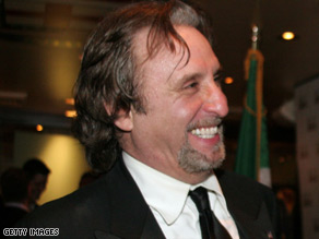 "Ron Silver is seen in this 2006 photograph. He had a recurring role in TV's ""The West Wing."""