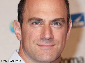"""Law & Order: SVU"" co-star Christopher Meloni says the show's intent is to ""shine light in the dark places."""