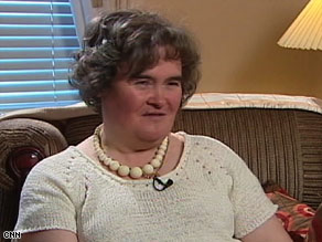 "Simon Cowell described Susan Boyle's performance as ""extraordinary."""