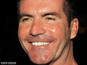 """Simon Cowell described Susan Boyle's performance as """"extraordinary."""""""