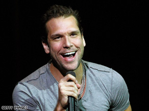 "How does comedian Dane Cook deal with familial betrayal? ""Dance. ... You dance."""