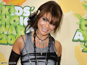 Paula Abdul told Ladies' Home Journal that she struggled with a drug problem.
