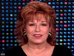 "Joy Behar and her co-hosts on ""The View"" were recently named on the Time 100 most influential list."