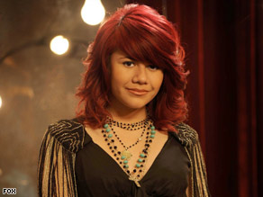 "Allison Iraheta says the atmosphere among the contestants is ""like a family."""