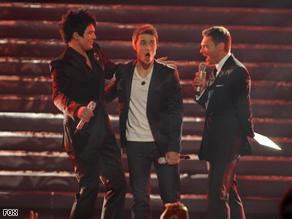 "Kris Allen wasn't the only one stunned when he won ""American Idol"" 2009."