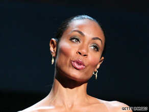 "Jada Pinkett Smith's new TV show, ""HawthoRNe,"" premieres Tuesday on TNT."