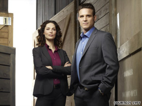 """Warehouse 13"" ""epitomizes the new Syfy,"" says the channel's president."
