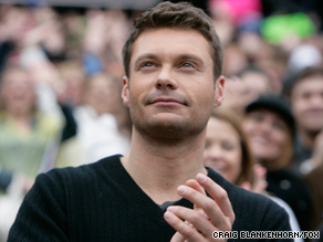 """American Idol"" host Ryan Seacrest has reportedly signed a three-year, $45 million deal with the show."