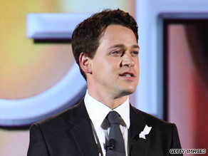 "T.R. Knight's character appeared on ""Grey's Anatomy"" for less time than the previous season."