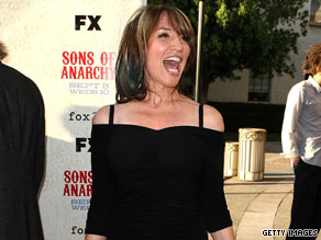Katey Sagal says being a mother has been her greatest teacher -- for all her roles.