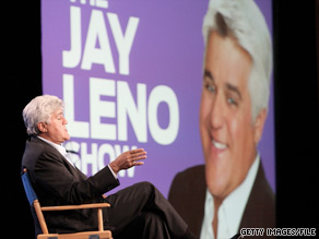 """The Jay Leno Show,"" is premiering at 10 p.m. Monday on NBC."