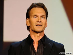 "The death of actor Patrick Swayze was one of many topics covered on this morning's ""The View."""