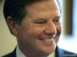 Former House Majority Leader Tom DeLay will be tried in Austin, Texas, a judge ruled Wednesday.