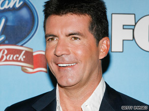"If Simon Cowell's deal with Fox is a success, he'll be the executive producer of a U.S. ""X Factor."""
