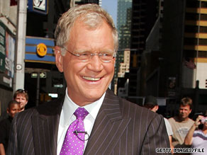 David Letterman admitted to having sexual relationships with female staff members, his company says.