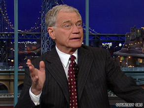 David Letterman on Thursday revealed an extortion attempt based on his sexual relations with staff members.