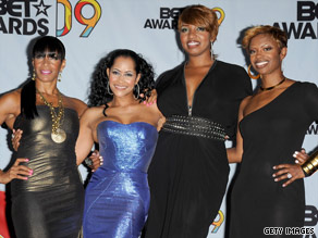 "The Atlanta ""Housewives"" have been touched by tragedy this season with a loved one's death."