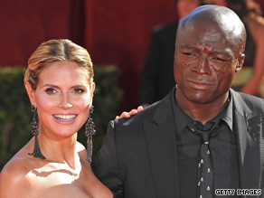 Heidi Klum met Seal in 2004, and the couple married a year later.