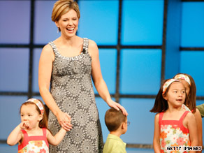 "Kate Gosselin's life as a single mom was supposed to be the focus of TLC's new series ""Kate Plus 8."""
