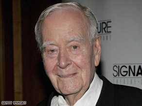 "Horton Foote won Oscars for his ""To Kill a Mockingbird"" and ""Tender Mercies"" screenplays."