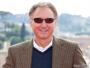 Author Dan Brown says he's a skeptic, not a conspiracy theorist.