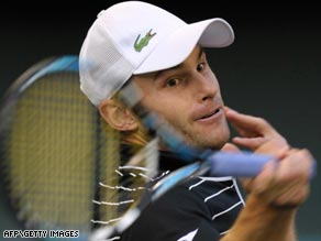 American Roddick is determined that 2009 will not see a repeat of last year's injury problems.