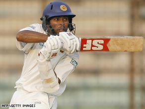 Dilshan followed up his first innings 162 with 143 and then took four wickets as Sri Lanka battered Bangladesh.