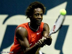 Monfils had never previously taken a set off Nadal in their three previous meetings.