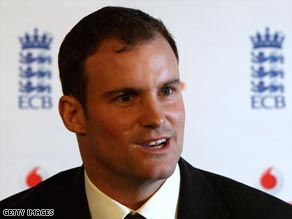 Strauss will captain England in every form of the game in the West Indies.