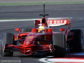 Ferrari are determined to celebrate the 60th anniversary of F1 by reclaiming the driver's crown in their new F60.