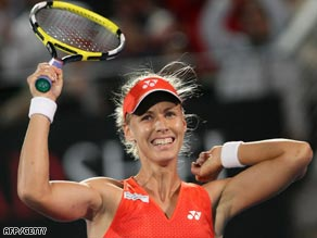 Dementieva will go into the Australian Open on the back of two tournament wins.