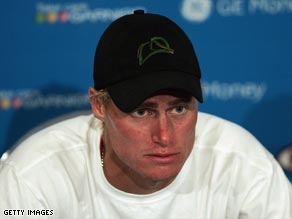 Hewitt dismissed talk of retirement at his post-match press conference.