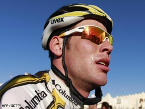 Cavendish is looking to establish himself as the best bunch sprinter in world cycling.