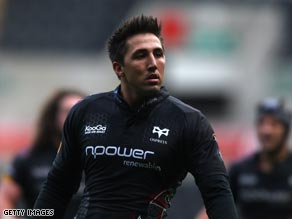 Henson has been in fine form for the Ospreys this season ahead of the Six Nations.